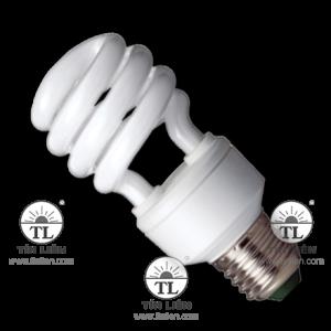 Đèn compact tiết kiệm điện (18W Xoắn)