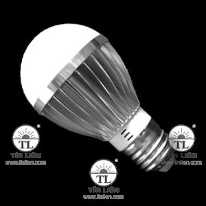Đèn Led Búp Bọc Nhôm Tản Nhiệt 5W