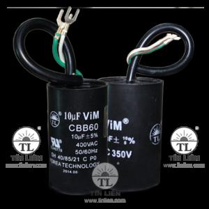 Tụ Vim đen 400V 10mf(uf)