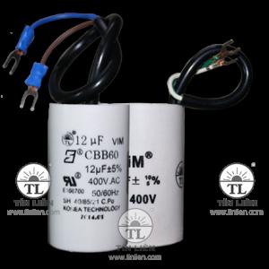 Tụ VIM trắng <br>400V-450V