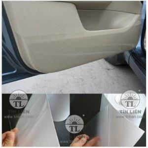 Cuộn giấy kiếng dán xe