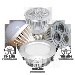 Đèn LED <br>tiết kiệm điện