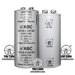 Tụ đề ABC <br>125V-250V