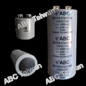 Tụ đề TL ABC 250V 100mf(uf)