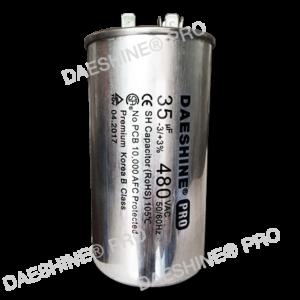 Tụ điện đèn cao áp 480V DAESHINE PRO 40mf