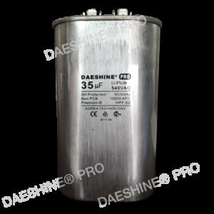 Tụ điện đèn cao áp 540V DAESHINE PRO 35mf