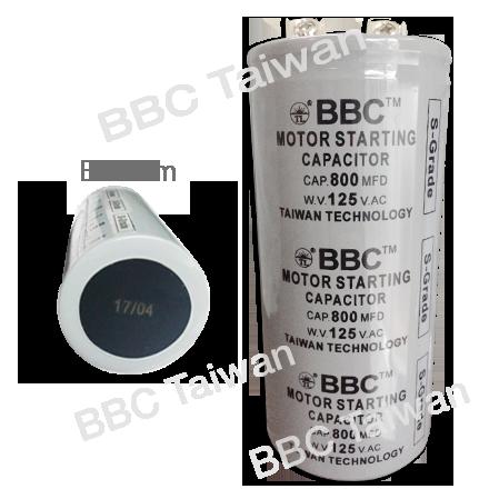 Tụ BCB loại phổ thông S-Grade