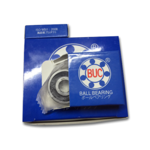 Bạc đạn vòng bi BUC 6301 2RS