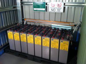 AC QUY trữ điện 40AH