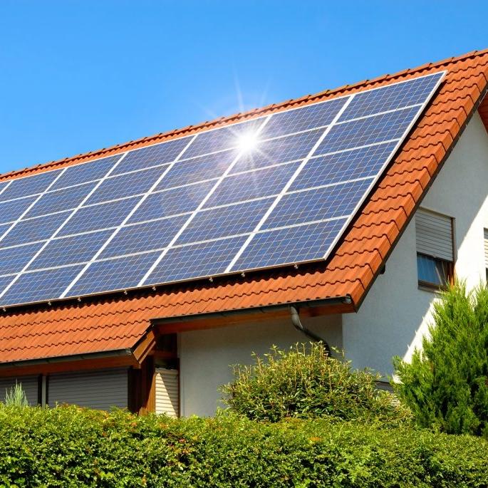 Bảng solar thu tích điện mặt trời