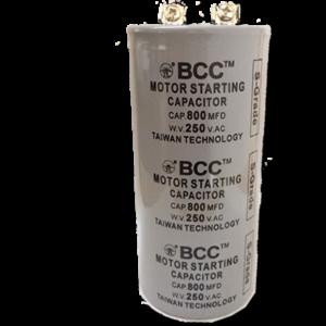 Tụ đề BCC S-Grade 250V - 800MF(UF)