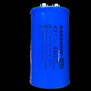 Tụ điện đèn cao áp 480V 42mf có lớp cách điện