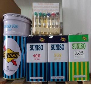 Dầu nhớt lạnh SUNISO POE S-170