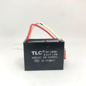 Tụ quạt vuông TLC 400v 8mf