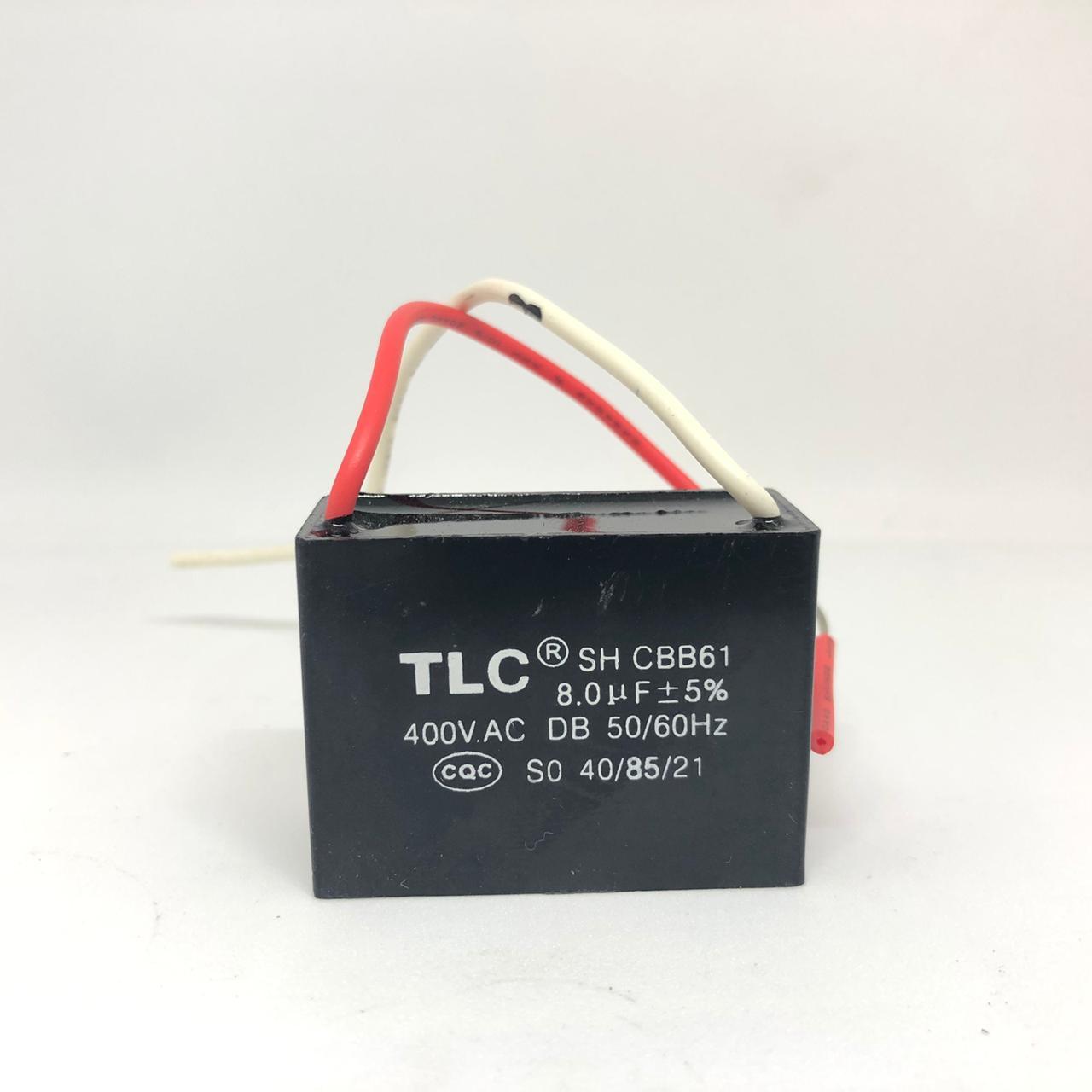Tụ điện quạt 400V TLC